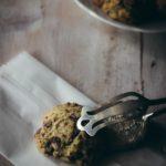 chocolate-pistachio cookie - biscotti cioccolato e piastacchio